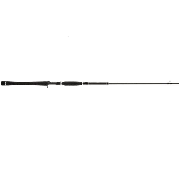 Denali Myriad Black Medium-heavy 7-foot Walleye Casting Rod