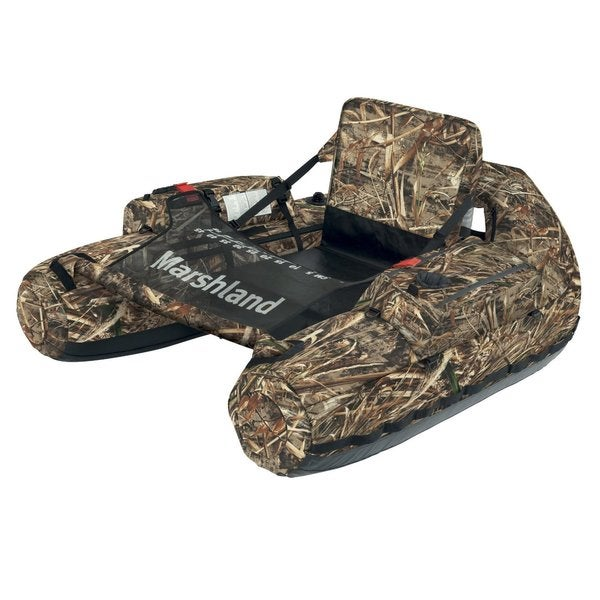 Classic Accessories Realtree Max Marshland Float Tube with Decoy Bag
