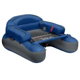 Classic Accessories Teton Blue Float Tube