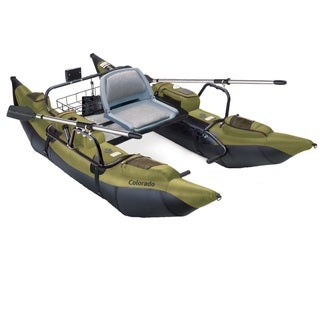 Classic Accessories Colorado 9-foot Pontoon Boat