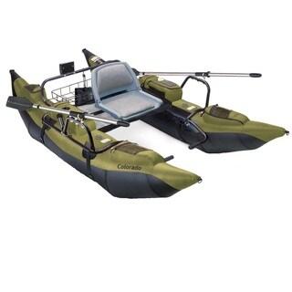 Classic Accessories Colorado 9-foot Pontoon Boat