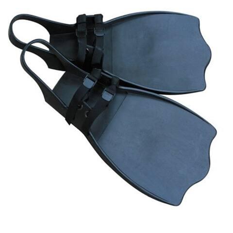 Classic Accessories Black Rubber High Thrust Step-in Watercraft Fins