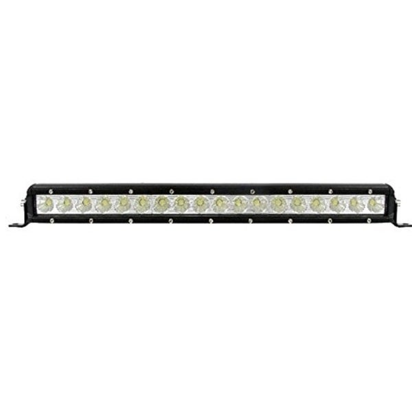 Cyclops Single Row Black Aluminum 200W Side Mount Lightbar