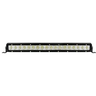 Cyclops Single Row Black Aluminum 200W Side Mount Lightbar