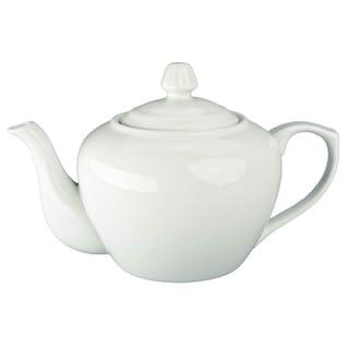 Bia Cordon Bleu Inc 901169 6 Cup White Porcelain Tea Pot