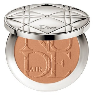 Christian Dior Nude Air Tan Powder With Kabuki Brush 003 Cinnamon 0.35 Ounce / 10 Gram