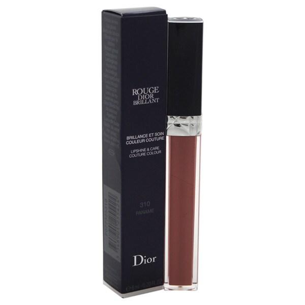 Christian Dior Rouge Dior Brillant Lipshine & Care Couture Colour 310 Paname