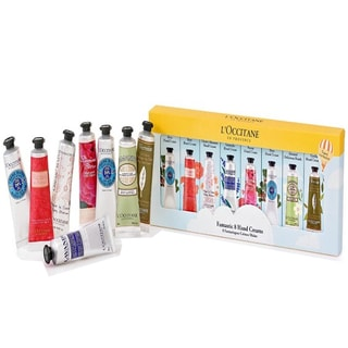 L'Occitane Fantastic 8-piece Hand Cream Set