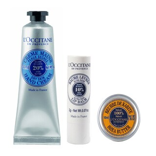 L'Occitane Hugs And Kisses 3-piece Gift Set