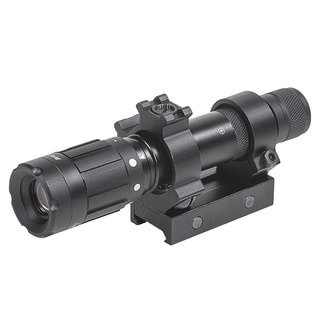 Firefield Hog Black Laser Designator with Green Reticle