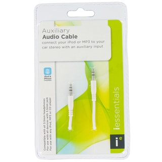 I Essentials IP-AUX 3.5mm Auxiliary Audio Cable
