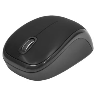 GE Lighting 99917 2.4 GHz Black Wireless Mouse