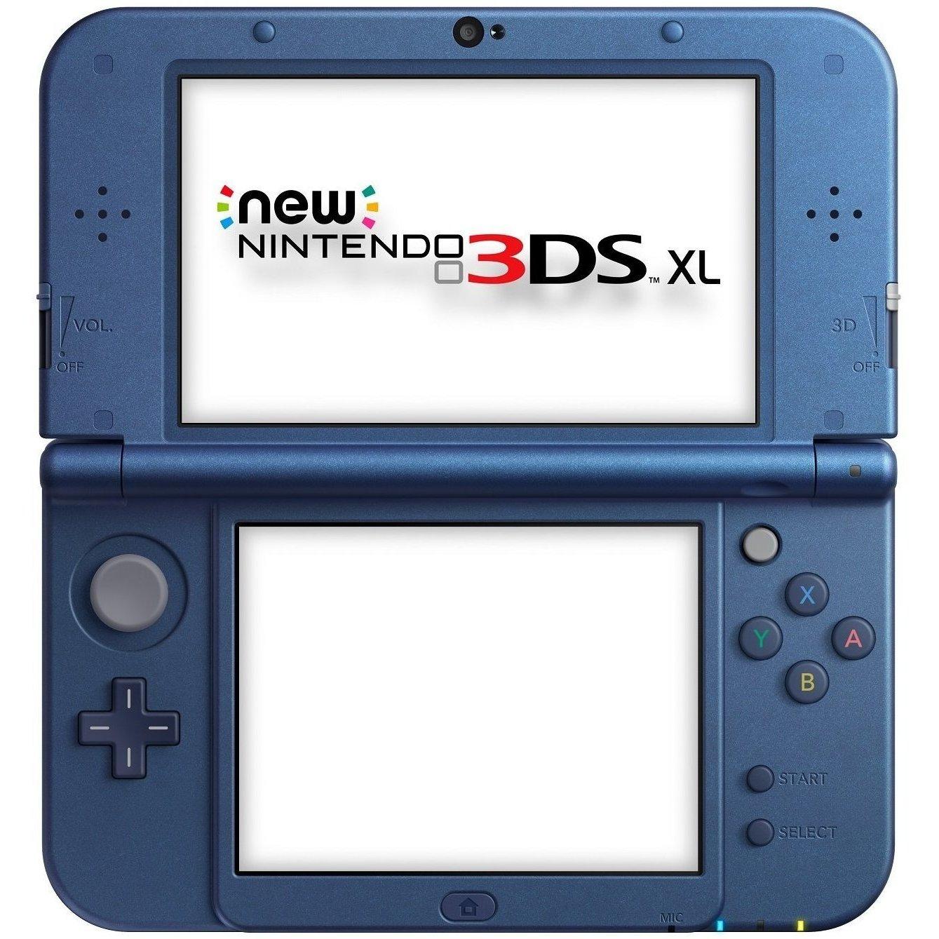 Nintendo 3DS XL Handheld Gaming System (2015 Version, Galaxy REDSUBAA
