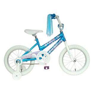 Mantis Maya Girls' 16-inch Frame 10.5-inch Wheels Bicycle