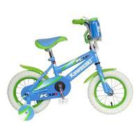 Kawasaki K12G Green Kids' 12-inch Wheels 8-inch Frame Bicycle
