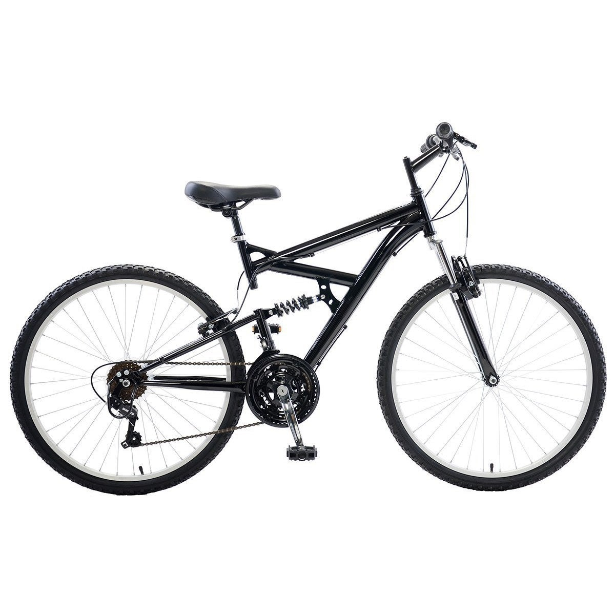 Cycle Force Dual Suspension 26-inch Wheels 18-inch Frame ...