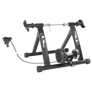 Ventura Yoke 'N' Roll Black Stainless Steel 10 Exercise Trainer with Remote