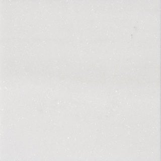 Thassos White Marble 12-inch x 12-inch x 3/8-inch Square Polished and Beveled Tiles