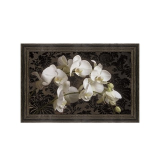 Donna Geissler-Bountiful Orchids Framed Art