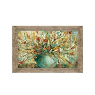 Wani Pasion-Grande Bouquet Framed Art