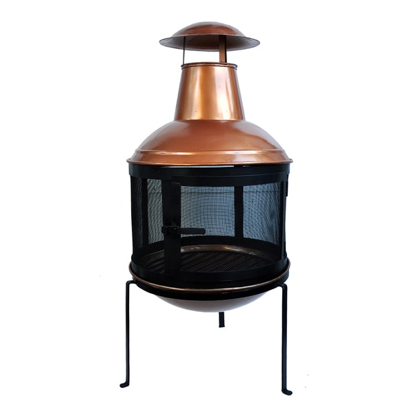 "D18X39"" ZANE COPPER CHIMNEY"