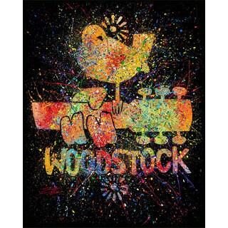 Stephen Fishwick 'Woodstock' Canvas Wall Art