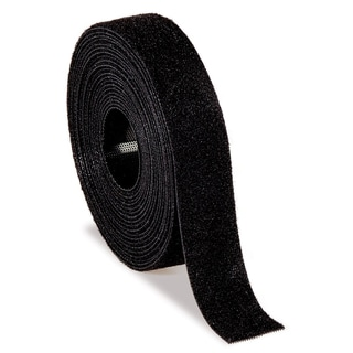"3M RF3740 12' X .75"" Black Scotch Bundling Wrap"