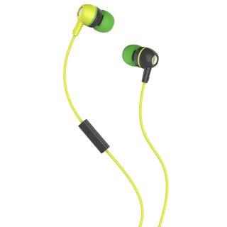 2XL X2SPHY-866 Green And Black Spoke In The Ear Headphone