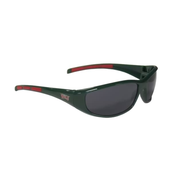 NHL Sports Team Logo Minnesota Wild Wrap Sunglasses