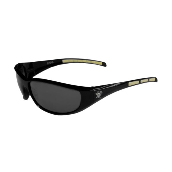 NHL Pittsburgh Penguins Wrap Sunglasses