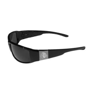 NHL Sports Team Logo Chicago Blackhawks Chrome Wrap Sunglasses