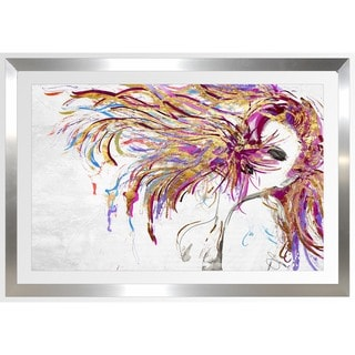 BY Jodi 'Whip' Framed Plexiglass Wall Art