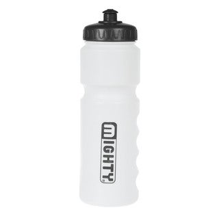 Ventura White/Black 800-milliliter Twist-cap Water Bottle