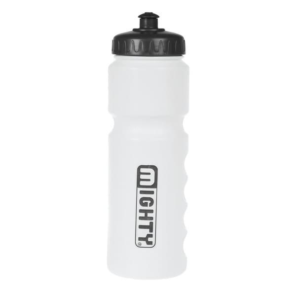 Ventura White/Black 800-milliliter Twist-cap Water Bottle