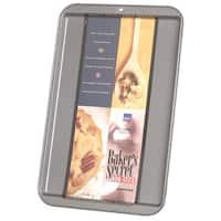 "Bakers Secret 1114363 17-1/4"" x 11-1/4"" Large Baker's Secret Cookie Sheet"