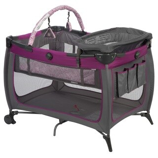 Safety 1st Prelude Purple Plastic Play Yard