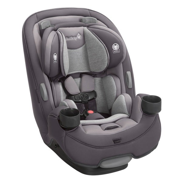 safety 1st grow and go 3 in 1 everest ii black plastic car seat free shipping today. Black Bedroom Furniture Sets. Home Design Ideas