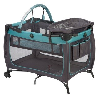 Safety 1st Prelude Marina Blue Play Yard