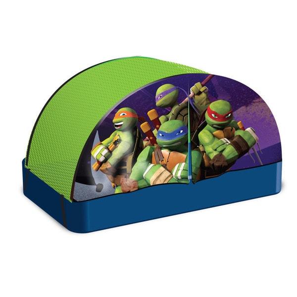 Teenage Mutant Ninja Turtles Green Fabric Child's Bed Tent
