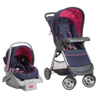 Carters Cute as a Hoot Amble Quad Travel System