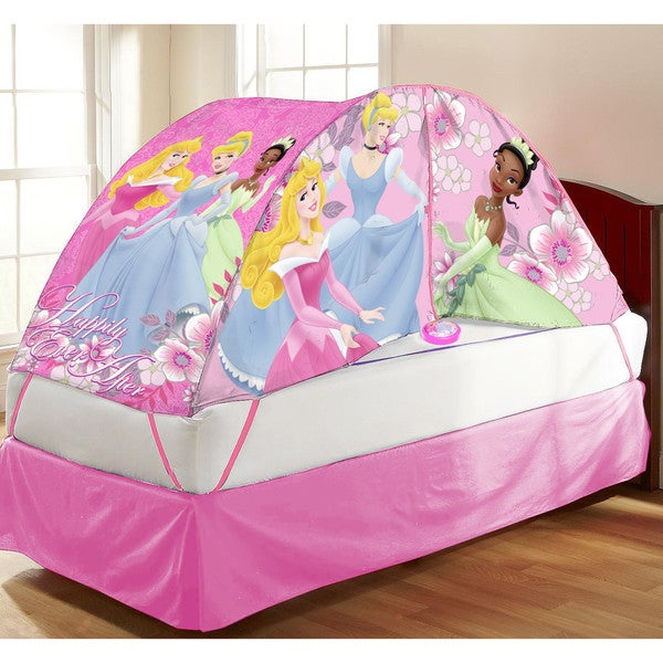 Disney Princess Children Pink Bed Play Tent Free