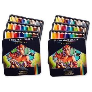 Prismacolor Premier Soft Core Colored Pencils - 72 Assorted Colors (Pack of 2)