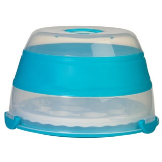 Progressive BCC-6 Teal Collapsible Cupcake Carrier