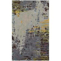 Style Haven Meld Abstract Multicolor/Grey indoor Rug - 10' x 13'