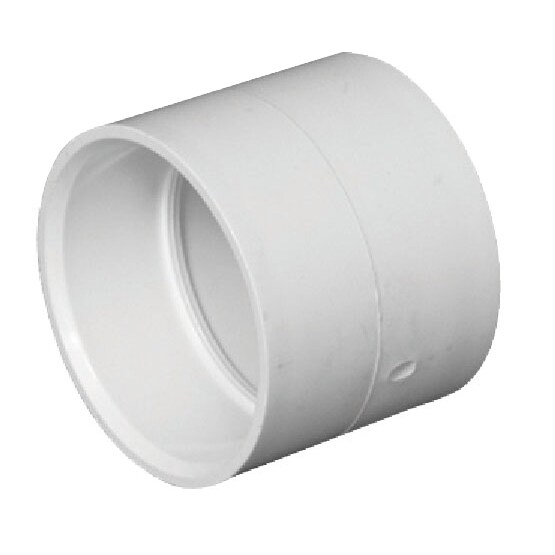 "Genova Products 30114 1 1/4 "" PVC Sch. 40 Couplings (Pvc ..."