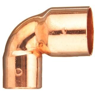 "Elkhart Products 31306 1-1/4"" 90° Elbow Close Ruff C X C"