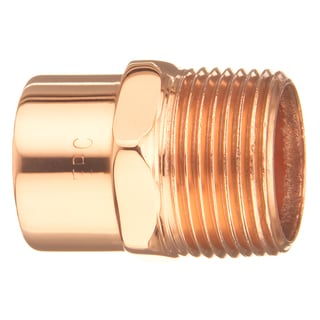 """Elkhart Products 30354 1-1/4"""" Male Adapter C X MP"""