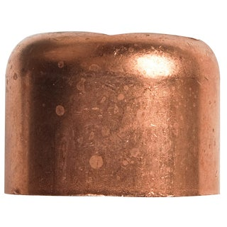 "Elkhart Products 117 3/8"" 3/8"" Copper Tube Caps"