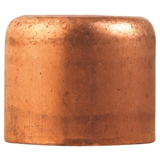 """Elkhart Products 117 3/4"""" 3/4"""" Copper Tube Caps"""