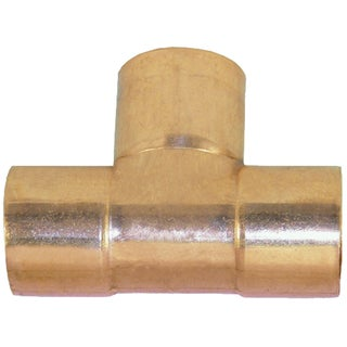 "Elkhart Products 111 1/2"" X 1/2"" X 3/4"" C X C X C Copper Tees"
